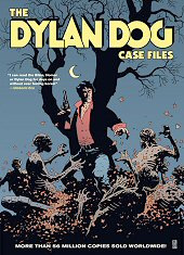 cover: The Dylan Dog Case Files
