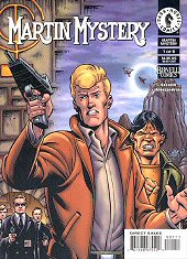 cover: Martin Mystery 1