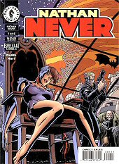 cover: Nathan Never 1
