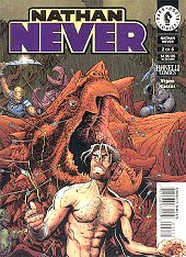 cover: Nathan Never 2