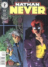 cover: Nathan Never 3