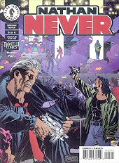 cover: Nathan Never 5