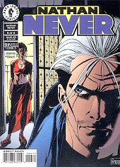 cover: Nathan Never 6