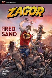 cover: Zagor Vol. 2: The Red Sand