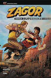 cover: Zagor Vol. 4: Zagor vs. Supermike
