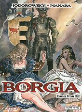 cover: Borgia - Flames From Hell