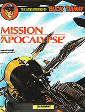cover: Buck Danny - Mission Apocalypse