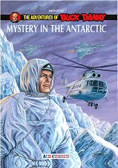 cover: Buck Danny - Mystery In The Antarctic