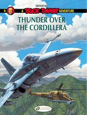 cover: Buck Danny - Thunder over the Cordillera