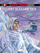 cover: Buck Danny - Mystery in Antartica