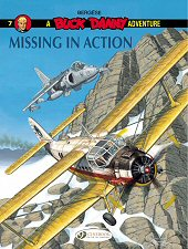 cover: Buck Danny - Missing in Action