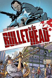 cover: Bullet to the Head #2
