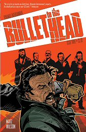 cover: Bullet to the Head #3