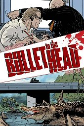 cover: Bullet to the Head #4
