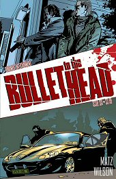 cover: Bullet to the Head #6