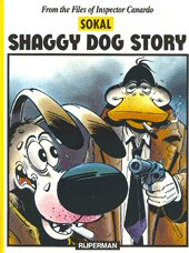 cover: Canardo - Shaggy Dog Story
