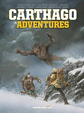 cover: Carthago Adventures