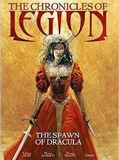 cover: The Chronicles of Legion - The Spawn of Dracula