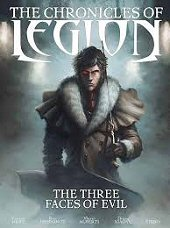 cover: The Chronicles of Legion - The Three Faces of Evil