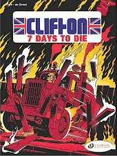 cover: Clifton - 7 days to die