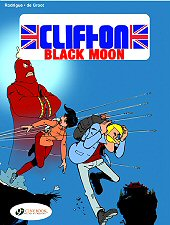 cover: Clifton - The Black Moon
