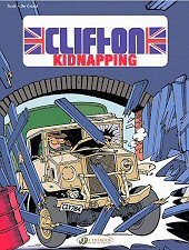 cover: Clifton - Kidnapping