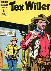 cover: Tex Willer 2