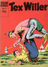 cover: Tex Willer 3