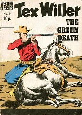 cover: Tex Willer 5: The Green Death