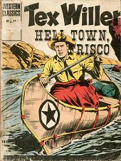 cover: Tex Willer 11: Hell Town, Frisco