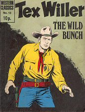 cover: Tex Willer 13: The Wild Bunch