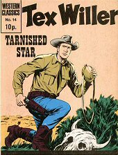 cover: Tex Willer 14: Tarnished Star