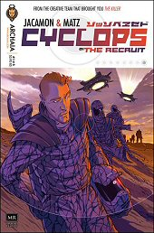 cover: Cyclops - The Recruit, Part One