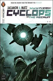 cover: Cyclops - The Recruit, Part Two