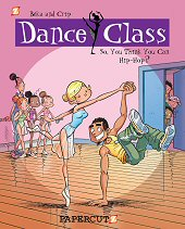 cover: Dance Class - So, You Think You Can Hip-Hop?