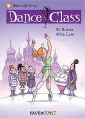 cover: Dance Class - To Russia, With Love