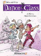 cover: Dance Class - A Merry Olde Christmas