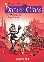 cover: Dance Class - Snow White and the Seven Dwarves