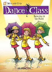 cover: Dance Class - Dancing in the Rain