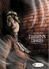 cover: Darwin's Diaries - Death of a Beast