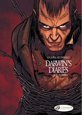 cover: Darwin's Diaries - Dual Nature