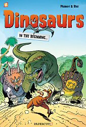 cover: Dinosaurs Vol. 1 - In the Beginning...