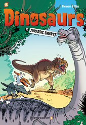 cover: Dinosaurs Vol. 3 - Jurassic Smarts