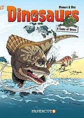 cover: Dinosaurs Vol. 4 - A Game of Bones!
