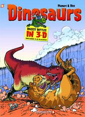 cover: Dinosaurs 3-D