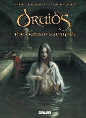 cover: Druids - The Ogham Sacrifice