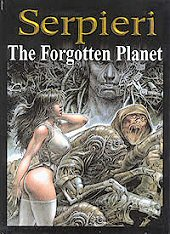 Cover: The Forgotten Planet
