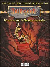 cover: Dungeon: Monstres – Vol. 6: The Great Animator