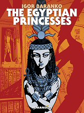 cover: The Egyptian Princesses