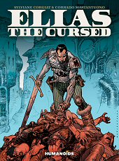 cover: Elias The Cursed
